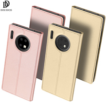 Flip Case For Huawei Mate 30 Pro PU Leather TPU Soft Bumper Protective Card Slot Holder Wallet Stand Cover Mobile Phone Bag flip case for huawei honor 20 pro pu leather tpu soft bumper protective card slot holder wallet stand cover mobile phone bag