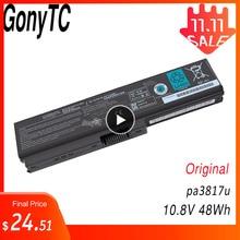 Original PA3817U Laptop Battery For TOSHIBA L630 L650 L645 L655 L600 L700 L730 L735 L740 L745 L750 L755 PA3817U 1BRS PABAS228