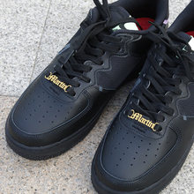 Nome personalizado sapato fivelas ouro prata cor de aço inoxidável sapato encantos personalizado sapato-fivela sneaker decoração acessórios