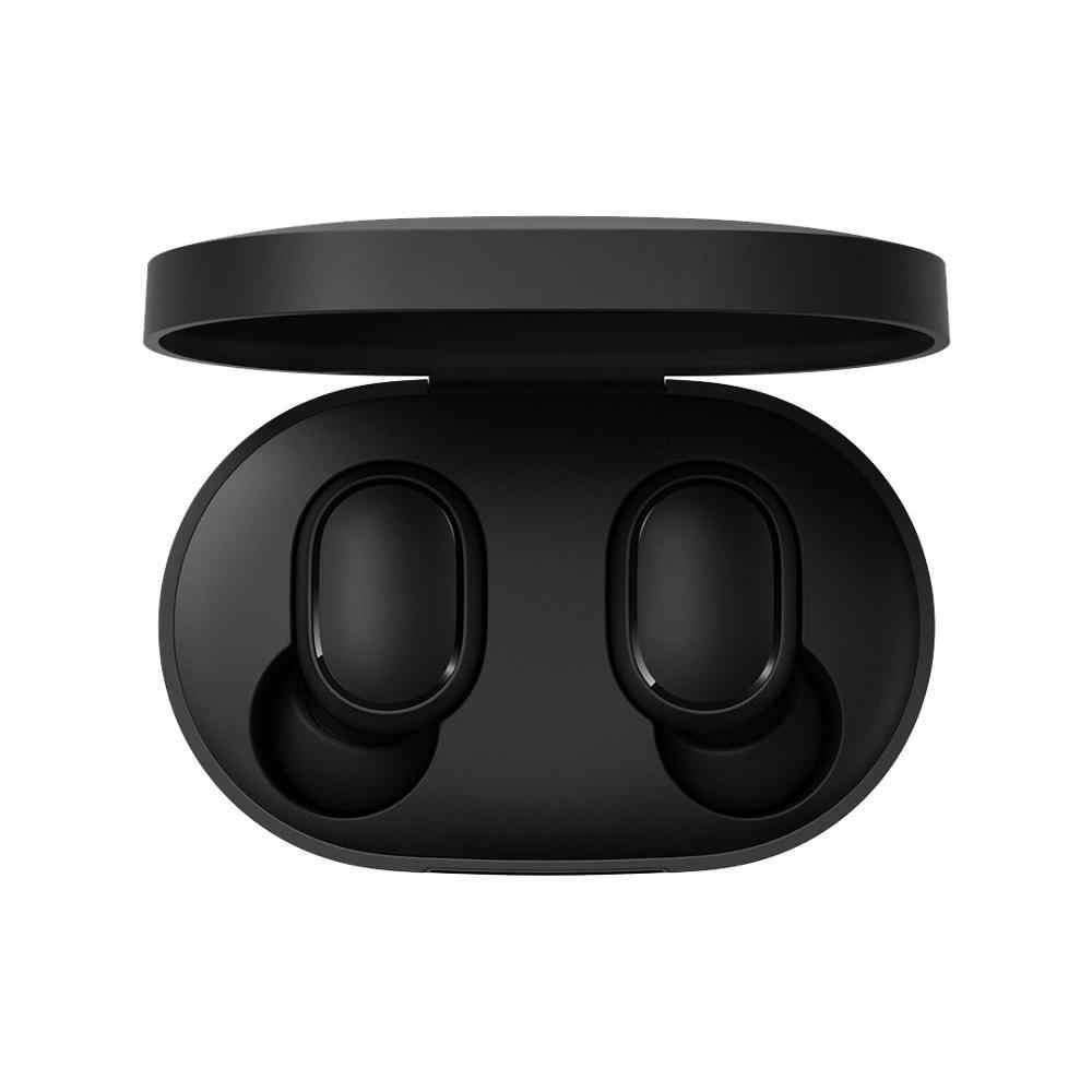 Xiaomi Redmi Airdots S Global Mic Handsfree Earbuds Ai Control Tws Bluetooth Wireless Earphone Bt5 0 Bluetooth Earphones Headphones Aliexpress