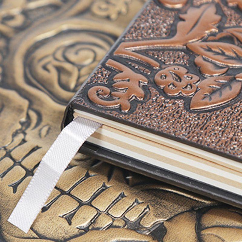 caderno diário bloco de notas viagem diário