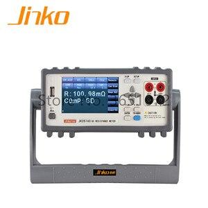JK2516C Goedkope Prijs Weerstand Meter DC Lage Micro Ohmmeter Micro Ohm Meter