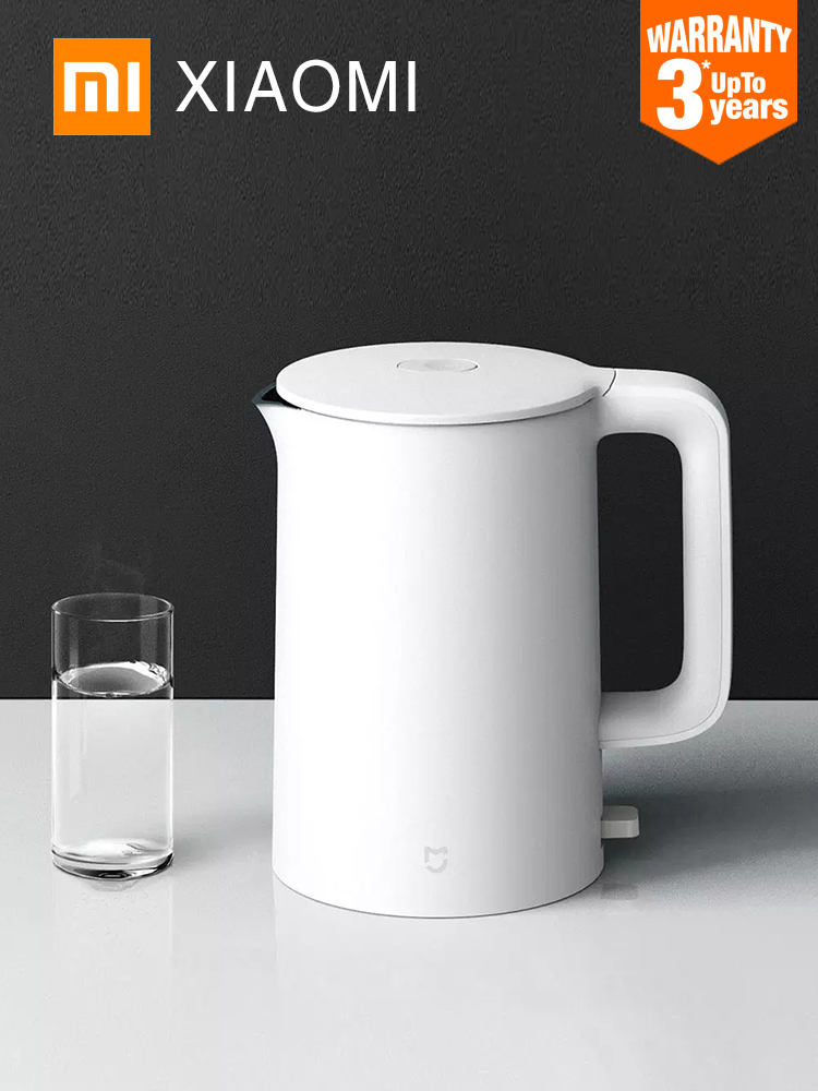 XIAOMI Electric-Kettle Teapot Temperature-Control-Anti-Overheat Boiling Stainless Fast-Hot