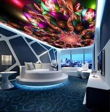 Fantasy abstract living room bedroom ceiling  mural 3d murals wallpaper