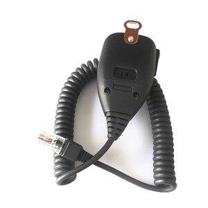 Image 2 - Ręcznie mikrofon ręczny mikrofon głośnikowy do obsługi Kenwood TM 941A TM 251A TM 451A TM D700A TM V708A TM V7A Radio