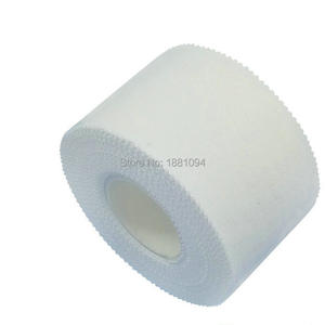 Patch Fixation-Tape 500pcs/Lot Wrist-Protector Ankle High-Viscosity White Wide