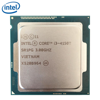 Intel Core i3-4150T 3.0GHz 3MB 5GT/s LGA 1150 i3 4150T CPU Processor SR1PG Desktop Processor tested 100% working 1