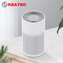 Kbaybo Luchtreiniger Anion Generator Draagbare Luchtfilter Zuiverende Lucht Negatieve Ionen Persoonlijke Luchtreinigers Geur Eliminator