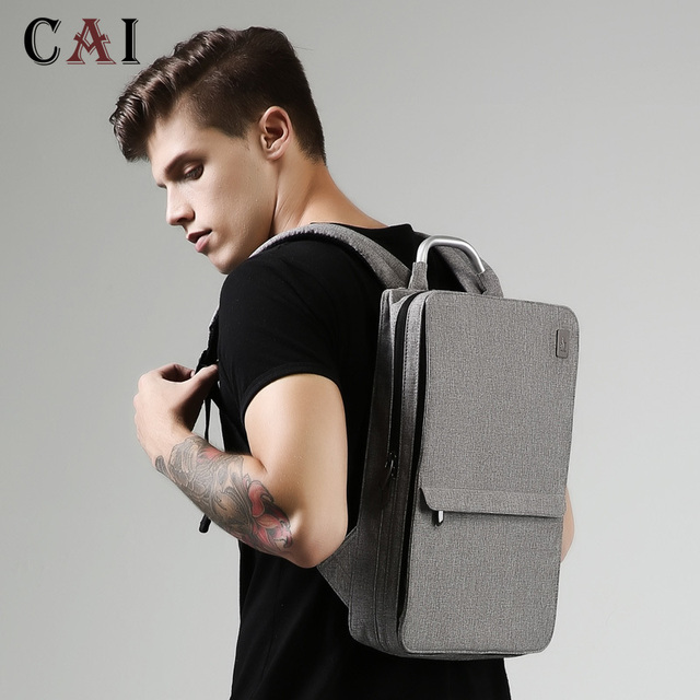 2019 New Fashion Slim Laptop Waterproof 14 inch Laptop Backpack Women/Men Backpacks Travel Backpack bag men mini bookbag mochila
