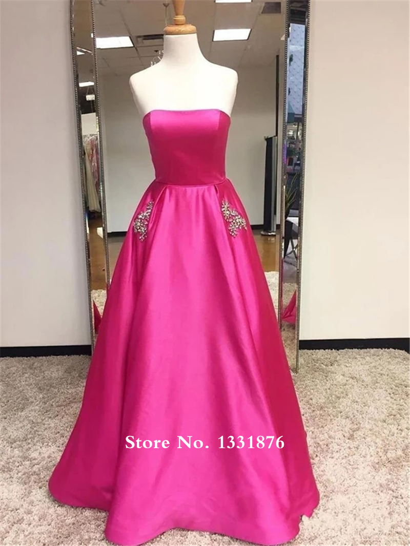 Cerise_Pink_Satin_Beaded_Pockets_Strapless_Ball_Gown_Sweet-16_Prom_Dresses_DB1126-1_1000x.webp_副本