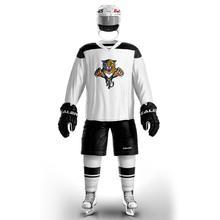 Coldоткрытом воздухе винтажные хоккейные тренировочные майки с принтом Panthers Логотип Спорт Дешевые Высокое качество H6100-10