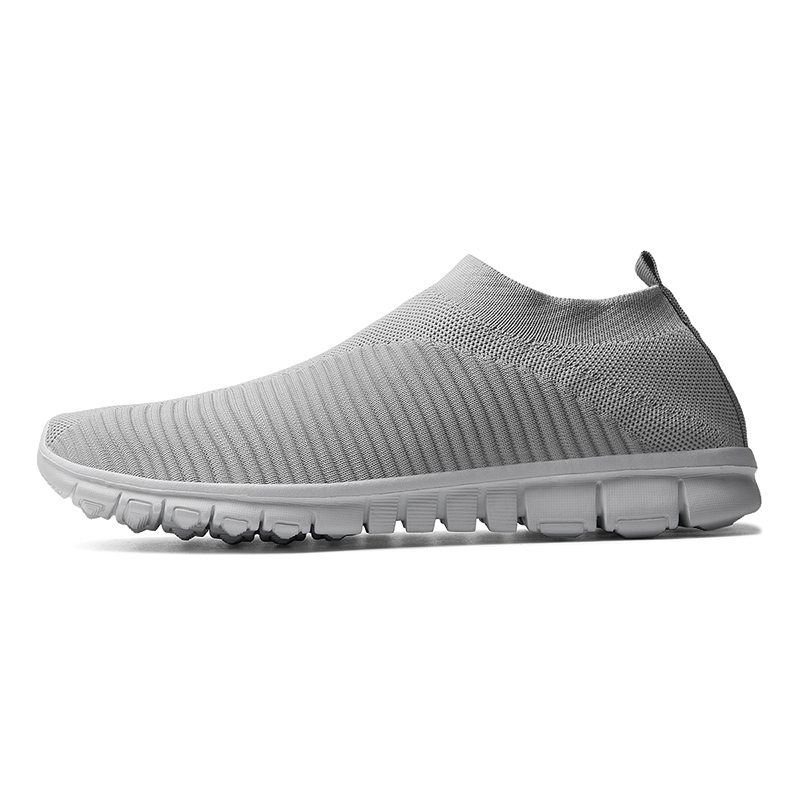 Hot Sale New Ultralight Comfortable Casual Shoes Couple Unisex Men Women Sock Mouth Walking Sneakers Soft Summer Big Size 35-47 8