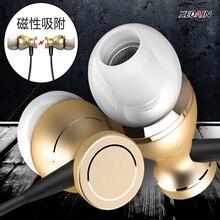 Sport Bass Sound słuchawki słuchawki magnes słuchawki douszne sterowanie magnetyczne klarowność Stereo z mikrofonem słuchawki na telefon komórkowy