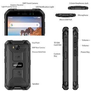 Image 5 - Osłona Ulefone X6 IP68 wodoodporny smartfon MT6580 czterordzeniowy Android 9 odblokowanie twarzą 2GB 16GB, 4000mAh 3G wersja globalna telefon