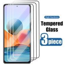 3 peças Tampa de Vidro Do Telefone para Redmi 9 9A 9T 9C 9AT NFC Tela De Vidro Protector para Xiaomi Redmi 8 8A 7 7A 6 6A 5 5A 4 4A 4X Vidro