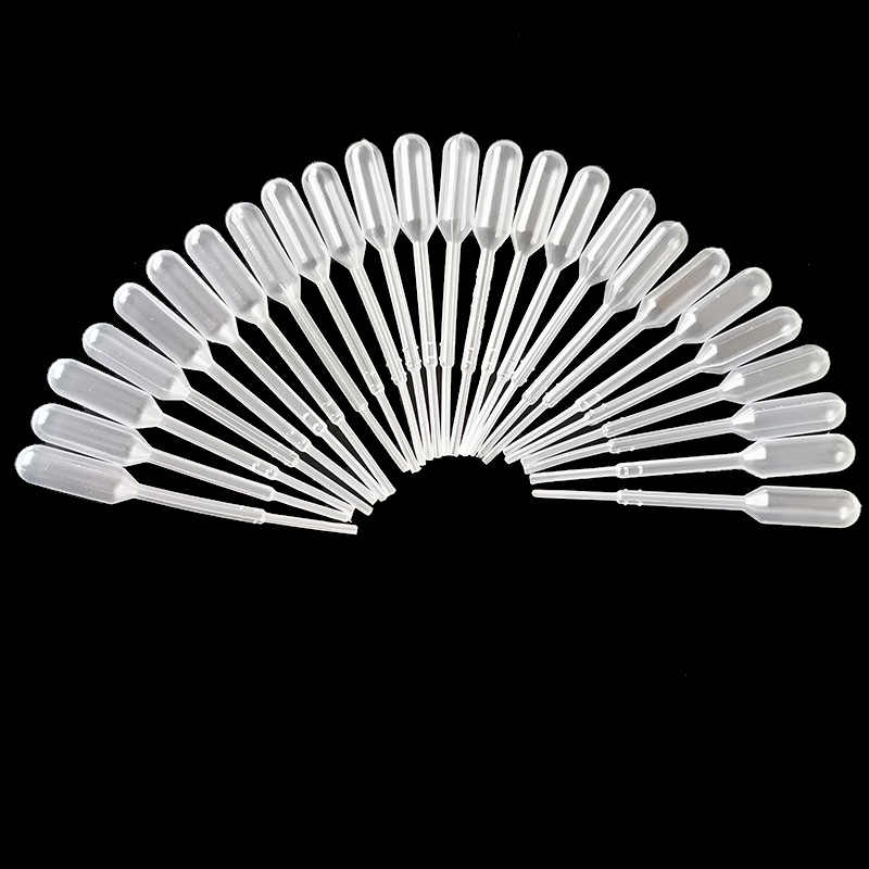 QIAOQIAO البلاستيك مجوهرات من مادة الراتنج أدوات نقل المتاح الماصات واضحة ل قالب من السيليكون UV الايبوكسي الراتنج الحرفية صنع المجوهرات