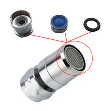 Water Saving Faucet Aerator High Quality Copper Swivel Adjustable Nozzle Spout Kitchen Bathroom Shower Head 5(China)