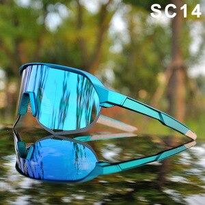 Image 5 - Gafas de ciclismo para hombre S2 2019, gafas de deporte al aire libre para ciclismo, gafas de sol para bicicleta de montaña, gafas de ciclismo Peter Unisex, gafas para ciclismo