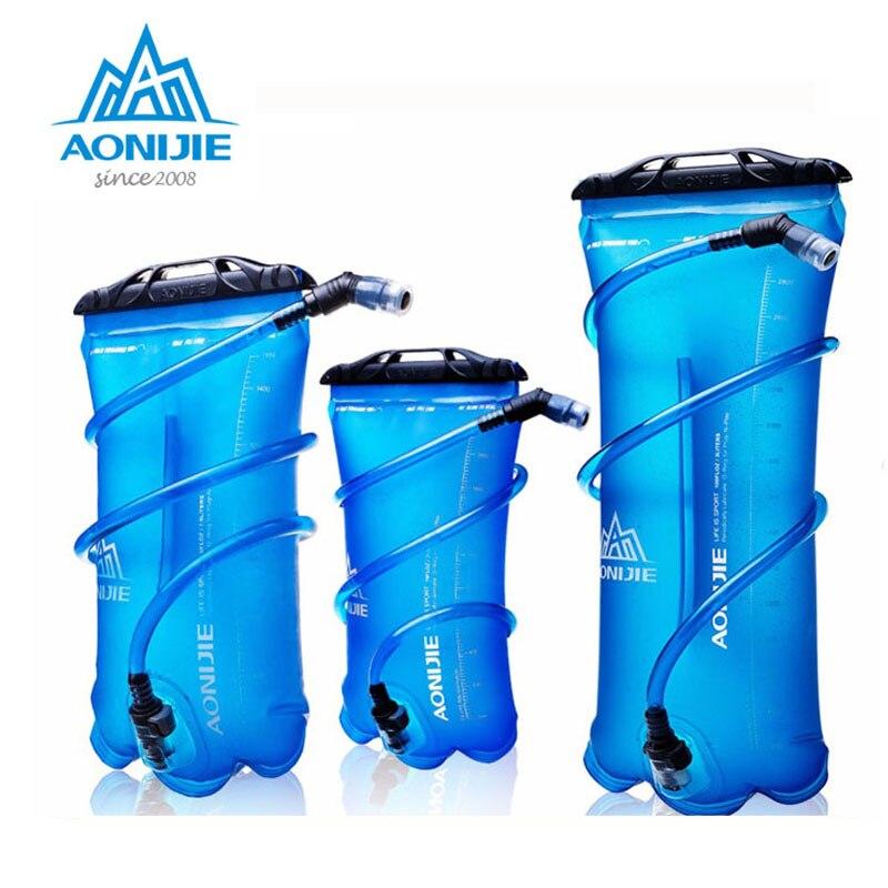 Складной термополиуретановый мешок для воды AONIJIE 1,5 л/2 л/3 л