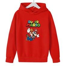 2021 Sweaters For Teens Anime Hoodies Ninja. Street Fashion Hip Hop Pullover 3-14T Children Clothing Girl Hood Boy Sweaters