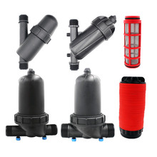"Fast Shipping Disc Filter Screen Filter 3/4"" 1"" 2"" Stack Filter Gardening Screen Filter Drip Irrigation Tank Pump Micro Watering"
