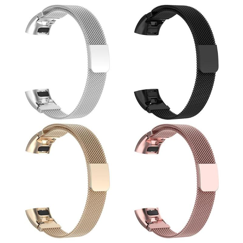 Stainless Steel Loop Strap For Huawei Band 3 Pro Bracelet Magnetic Buckle​
