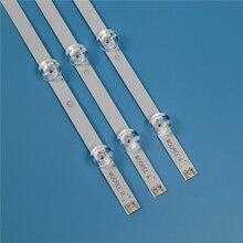 Truyền Hình Đèn Nền Dải Cho LG 32LB550V 32LB551V 32LB552V Dây Đèn LED Bộ Thanh Cho LG 32LB560V 32LB561V 32LB563V Đèn Dây LED ma Trận