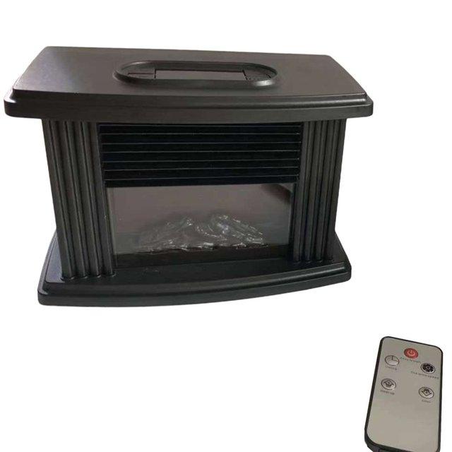 1000W Electric Fireplace Heater 1