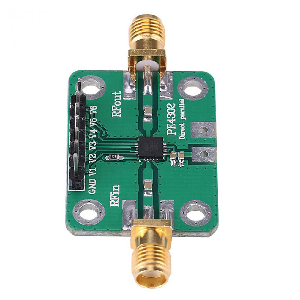 Pe4302 Numerical Control Rf Attenuator Module Parallel/Serial Mode 1Mhz-4Ghz