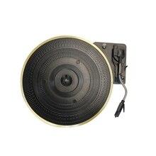 28 см с металлическими заклепками; туфли-лодочки проигрыватель 33/45/78 оборотов в минуту, автоматическая кривая рука возврата проигрыватель граммофон для Lp Виниловый проигрыватель