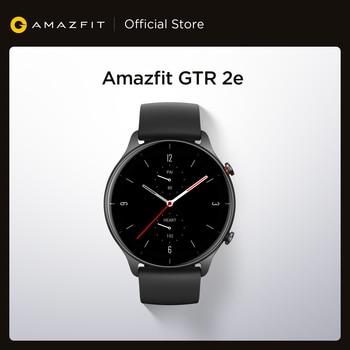2021 novo amazfit gtr 2e smartwatch 1.39 amamamoled sono qualidade monitoramento 5 atm relógio inteligente para andriod para ios 1