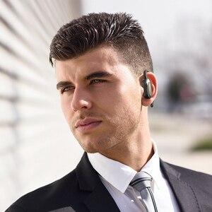 Image 5 - HOCO auriculares inalámbricos con Bluetooth para coche, dispositivo portátil con micrófono, manos libres, para iOS y Android