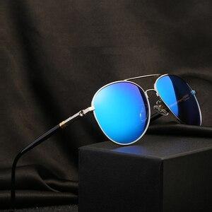 Men's Polarized Sunglasses Men Women Driving Pilot Vintage Sun Glasses Brand Designer Male Black Sunglasses For Man Women UV400