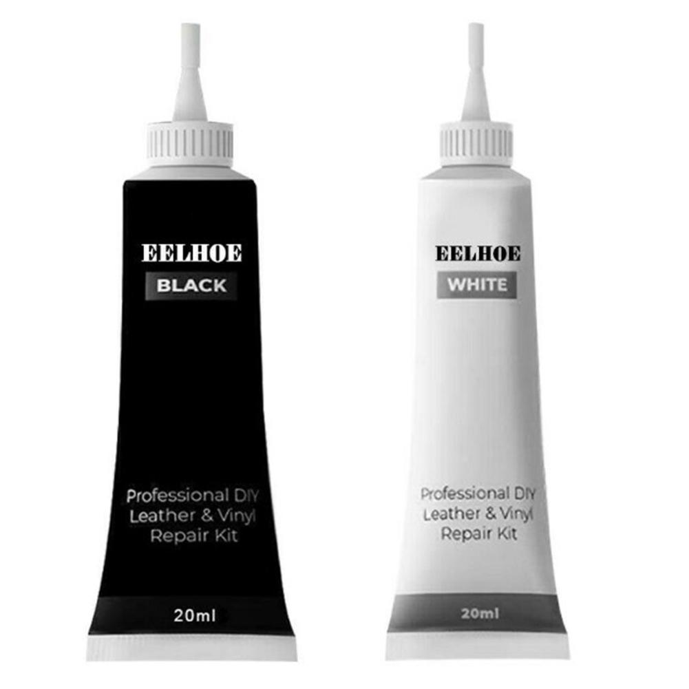 Leather Repair Cream Kit Leather Complementary Color Restore Tools For Leather Car Seat Bag Sofa 20ml