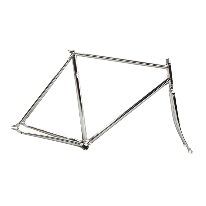 Columbus chromoly <font><b>steel</b></font> <font><b>Frame</b></font> Lug Pursuit Track <font><b>Bike</b></font> Frameset Velo Pursuit fixed gear <font><b>bike</b></font> FrameCustom-Made <font><b>frame</b></font> image