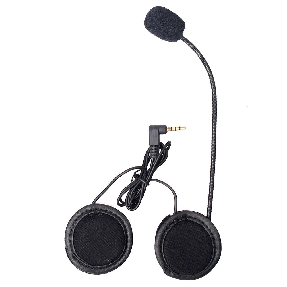 Fodsports Helmet Intercom Earphone For V6 V4 Motorcycle Wireless Bluetooth Helmet Interphone