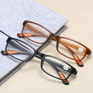 Fashion Plastic Reading Glasse
