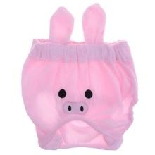 Cartoon Dog Sanitary Pant Diapers Pet Supplies Chiffon Princess Pup Safety Shorts Menstrual Panties