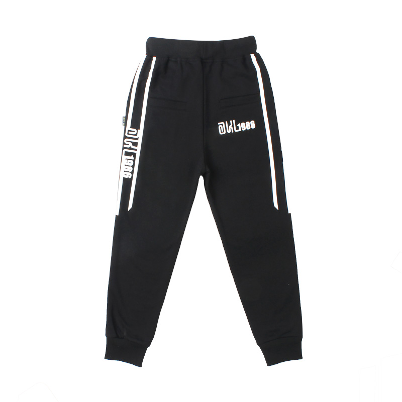 boys track pants 2021 autumn knitted soft loose pants for boys 4-8 8-12 years children pantalones baby trousers 6