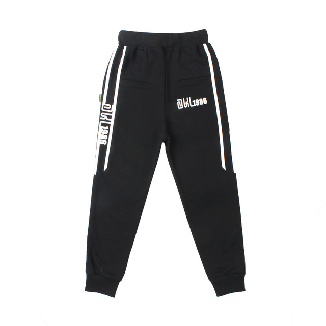 boys track pants 2020 autumn knitted soft loose pants for boys 4-8 8-12 years children pantalones baby trousers 6