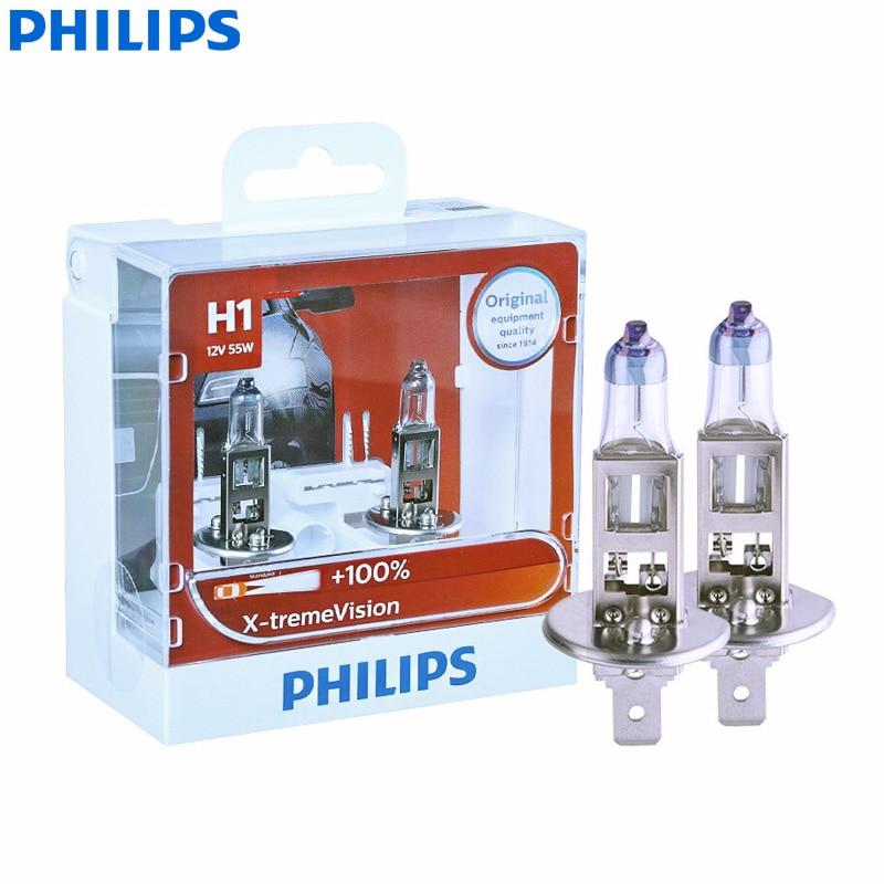 NEW H1 HALOGEN LIGHT BULB 12 Volts 100 Watts P14.5S 10 PCS