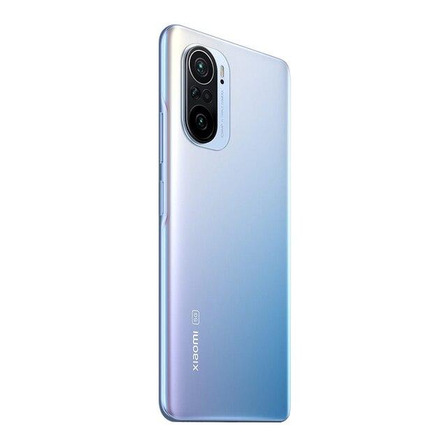 Original Xiaomi Mi 11i 5G NFC Smartphone 8GB +128GB ROM Snapdragon 888 Octa Core 108MP Camera 120Hz AMOLED Display Mobile Phone 5