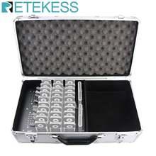 Контейнер для хранения retekess tt001 32 Слота алюминиевый сплав