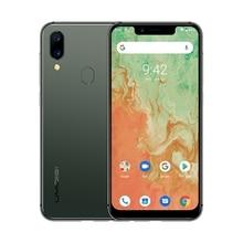 "Umidigi A3X Smartphone 5.7 ""Hd + Display 3 Gb + 16 Gb MTK6761 Quad Core Android 10 Os 16MP + 5MP Dual 4G Globale Versione Del Telefono Mobile"