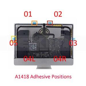 Image 2 - 50 set/lote nuevo A1418 A2115 adhesivo de pantalla LCD Strip para Apple iMac 21,5 pantalla LCD cinta adhesiva tira adhesiva 2012 2019