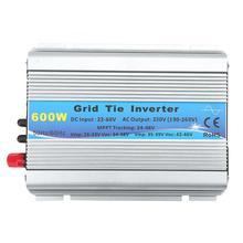Falownik solarny 600W sieciowy czysty sinus gospodarstwa domowego falownik solarny 22-60V zestaw baterii słonecznych tanie tanio VBESTLIFE CN (pochodzenie) 50 60HZ Other 1 711KG Sine Solar Inverter