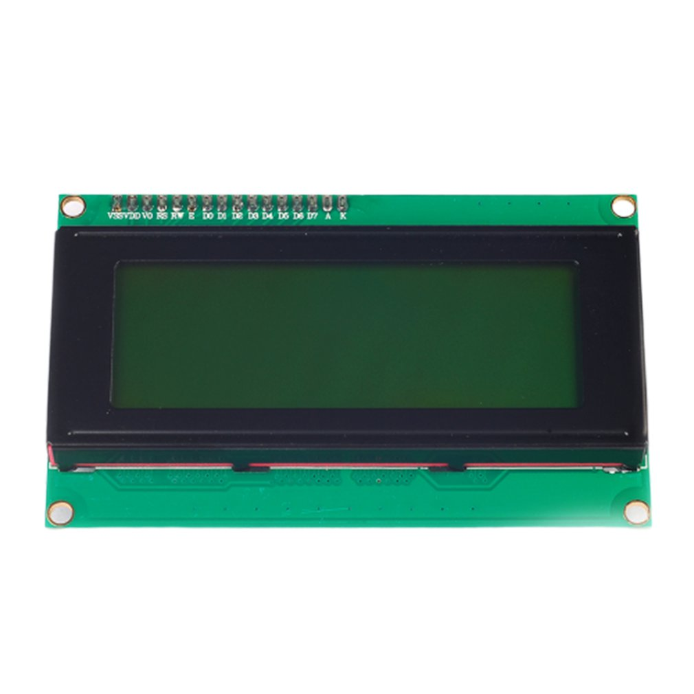 Iic/I2C 2004 Lcd Module Yellow Green Screen Provide Library File Edit Development Board Dlp Optical Display Module