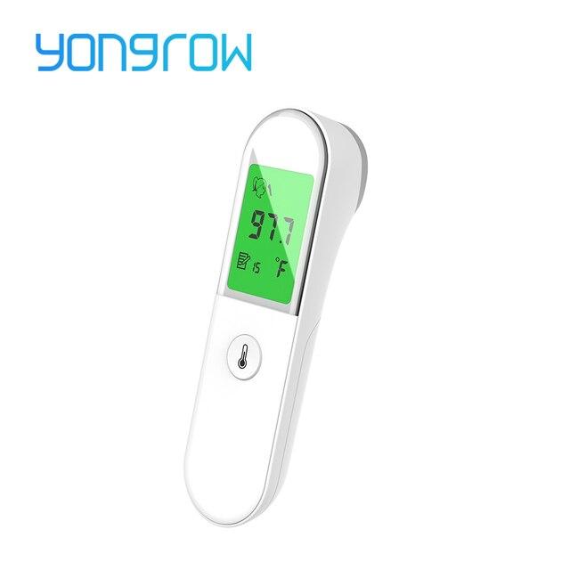 Инфракрасный цифровой термометр Yongrow YK-IRT4 1