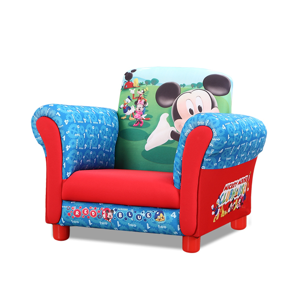 Rice Odd Children Sofa Cartoon Baby  Sofa Fabric Group Close Sofa Chair Kids Bedroom Zitzak Bean Bag Baby Furniture One Seat