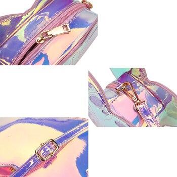 Sling Bag Kupu Kupu Hologram 5